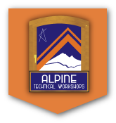 Alpine Workshops Logo